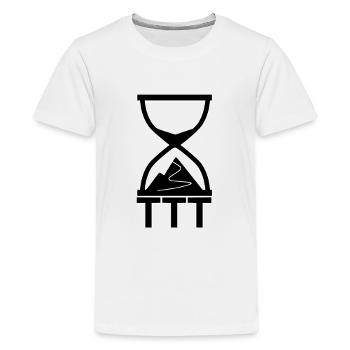 ttt - Teenage Premium T-Shirt