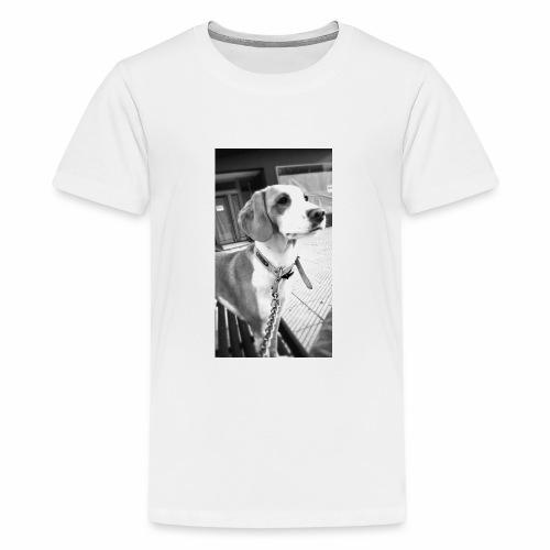 Perro - Camiseta premium adolescente