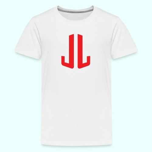 JL + NEXT LEVEL BODY - Teinien premium t-paita