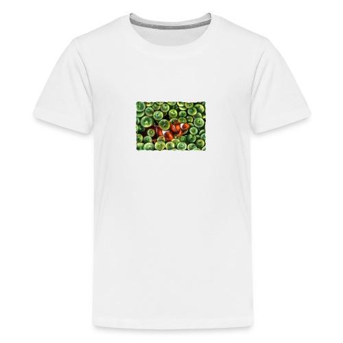 Pesci Pagliaccio - Maglietta Premium per ragazzi