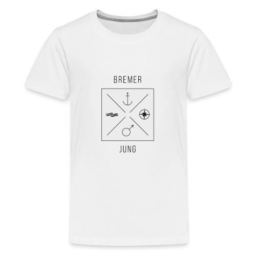 Bremer Jung - Teenager Premium T-Shirt
