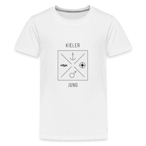 Kieler Jung - Teenager Premium T-Shirt