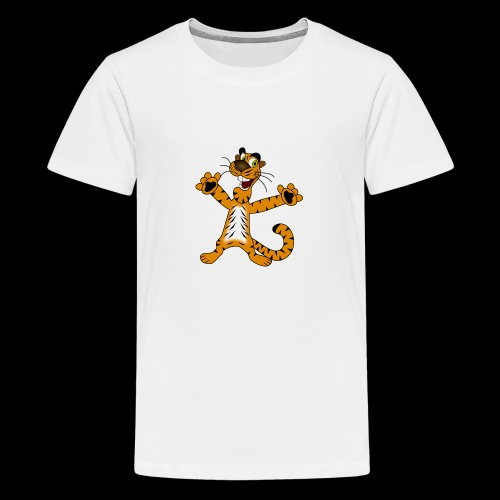 Tiger - Teenager Premium T-Shirt