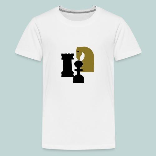 Figurenguppe1 - Teenager Premium T-Shirt