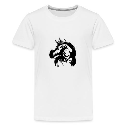 Tintenmonster - Teenager Premium T-Shirt