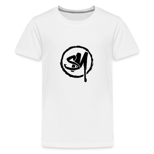Logo head - Teenager Premium T-Shirt