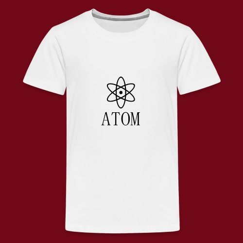 atom - Teenager Premium T-Shirt