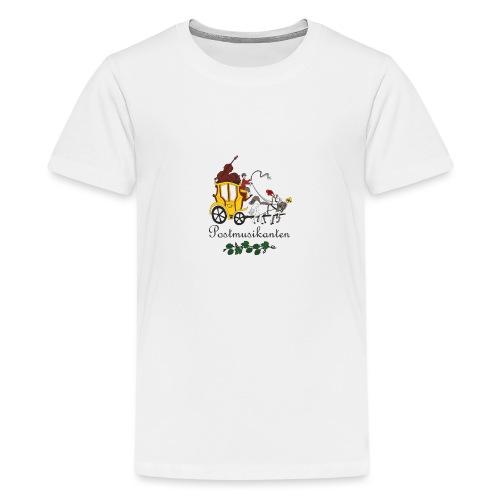 Postmusikanten - Teenager Premium T-Shirt