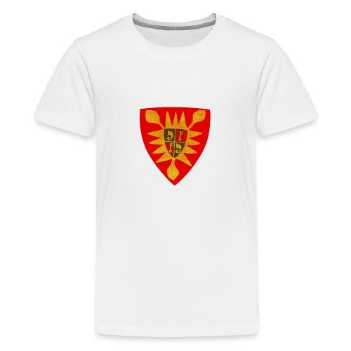Exten Wappen Tasse - Teenager Premium T-Shirt