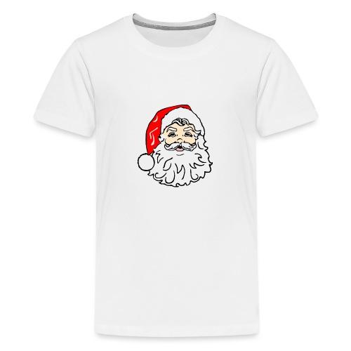 Isle of Xmas Big Poppa - Teenage Premium T-Shirt