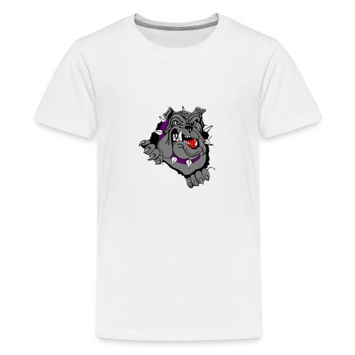 bulldog - Teenager Premium T-shirt