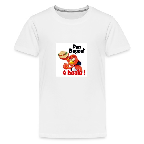 testadure operationpanbagnat - T-shirt Premium Ado