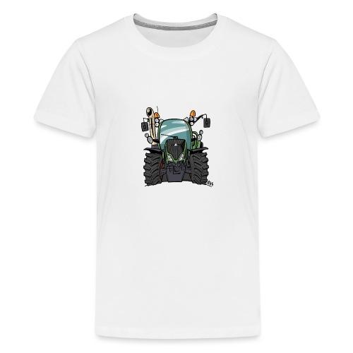0195 F - Teenager Premium T-shirt