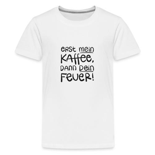 Tassentext - Teenager Premium T-Shirt