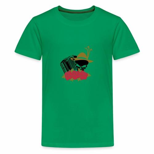 Rock Harmonika - Teenager Premium T-Shirt