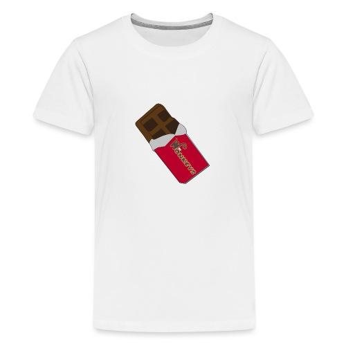 The Wonkeys Chocolate Edition - Maglietta Premium per ragazzi