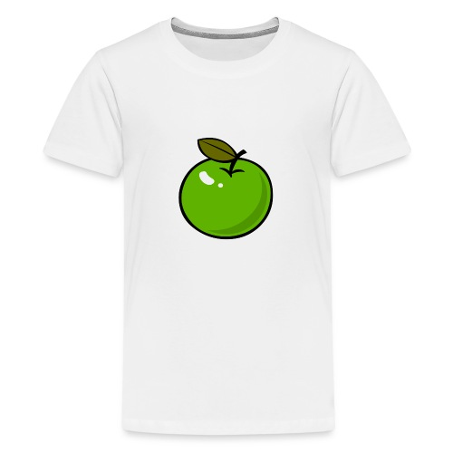 appel_d - Teenager Premium T-shirt