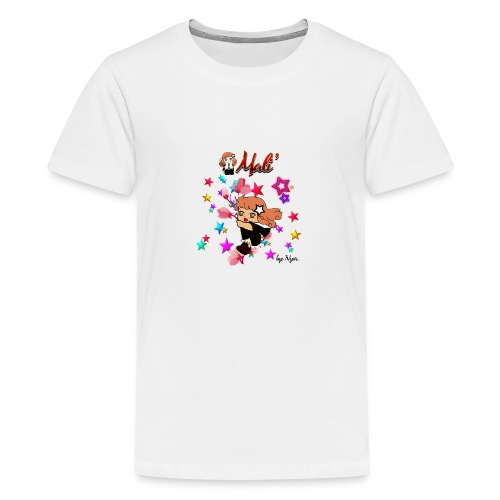 MALI'-BAMBOLINA PORTAFORTUNA - Maglietta Premium per ragazzi