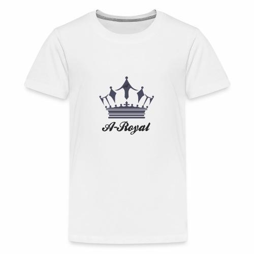 A-Royal - Maglietta Premium per ragazzi