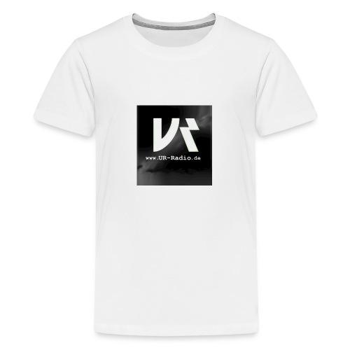 logo spreadshirt - Teenager Premium T-Shirt