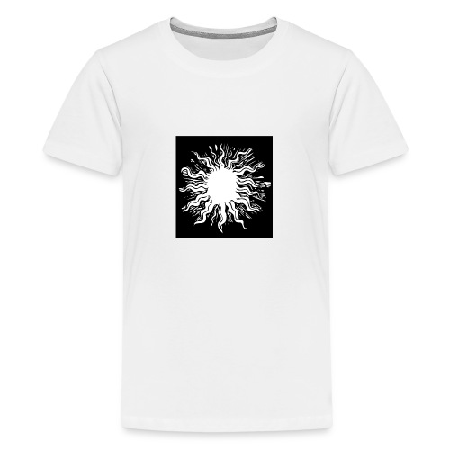 sun1 png - Teenage Premium T-Shirt