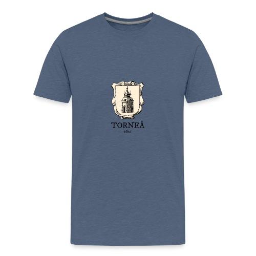 Torneå 1621 - Teinien premium t-paita