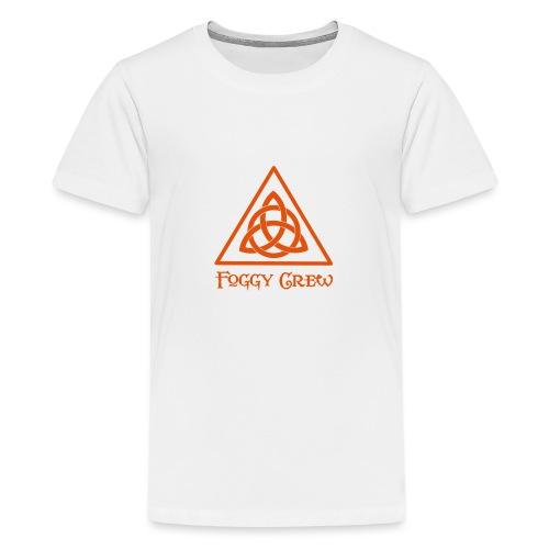 Foggy Longsleeve 2 - Teenager Premium T-Shirt