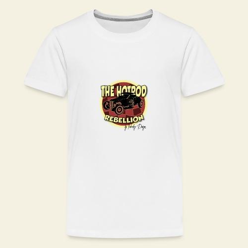 hotrod rebellion - Teenager premium T-shirt