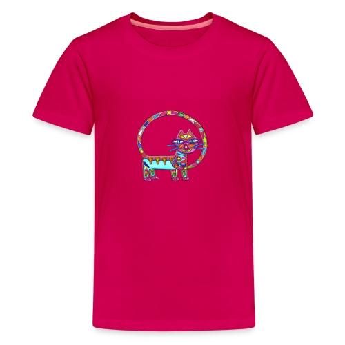Fiboniccat - T-shirt Premium Ado