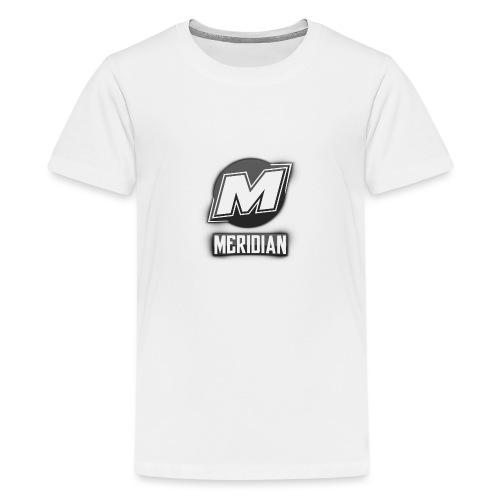 Meridian Merch - Teenager Premium T-Shirt