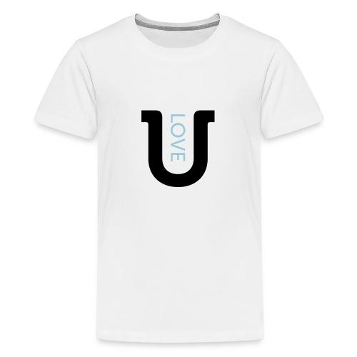love 2c - Teenage Premium T-Shirt
