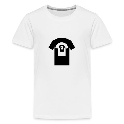 T-Shirt-Ception - Teenage Premium T-Shirt