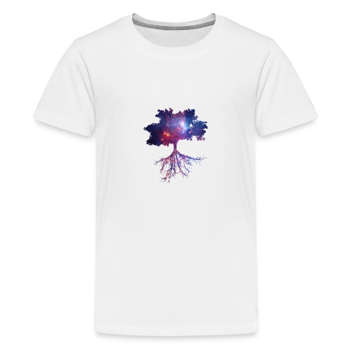 Arbol de la vida - Camiseta premium adolescente