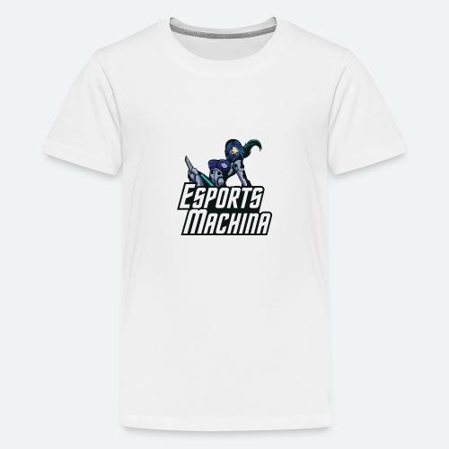 Esports Machina T-Shirt - Teenage Premium T-Shirt