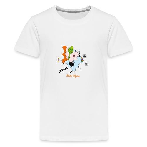 Moko Racine - T-shirt Premium Ado