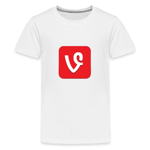 Viral - Teenage Premium T-Shirt
