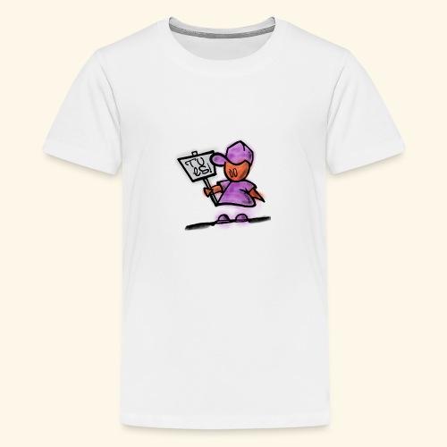 Tu es! - Teenager Premium T-Shirt