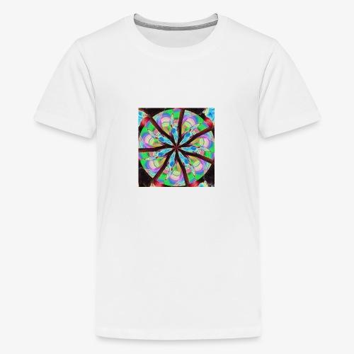 Sati Arco Iris11 - Camiseta premium adolescente