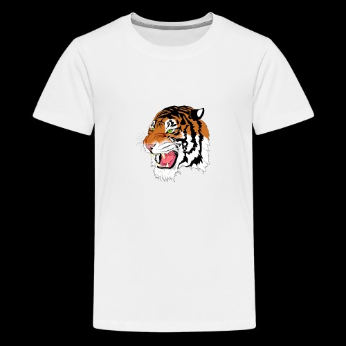 Sumatra Tiger - Teenager Premium T-Shirt