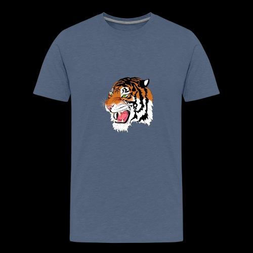 Sumatra Tiger - Teenager Premium T-Shirt
