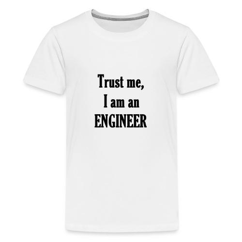 engineer / ingénieur - T-shirt Premium Ado