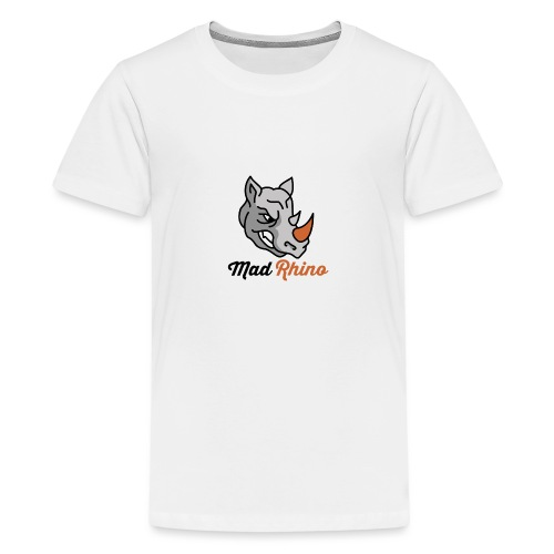Mad Rhino - Teenage Premium T-Shirt