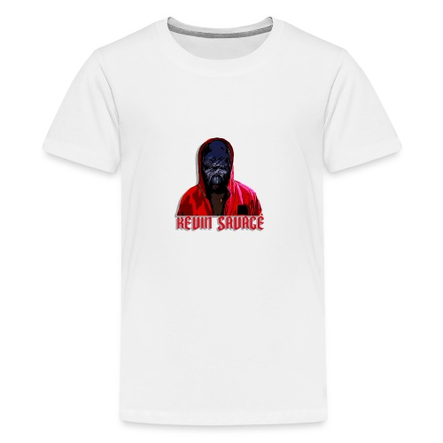 KEVIN SAVAGE - Teenager Premium T-Shirt