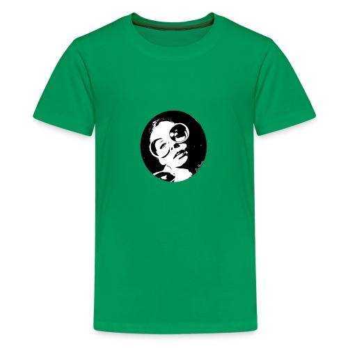 Vintage brasilian woman - T-shirt Premium Ado