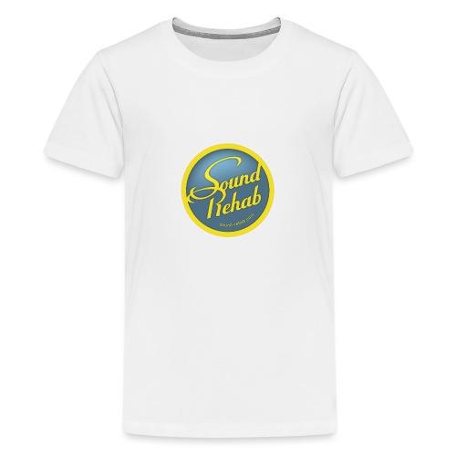 Sound-Rehab Logo - Teenager Premium T-Shirt