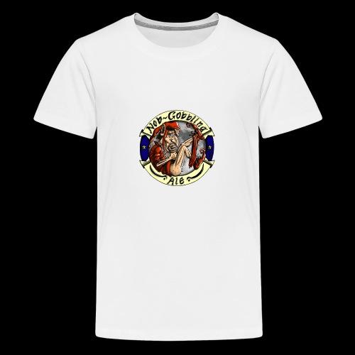 Goblin Ale T-Shirt - Teenage Premium T-Shirt