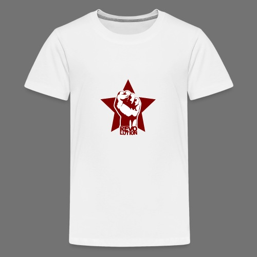 Revolution - Teenage Premium T-Shirt