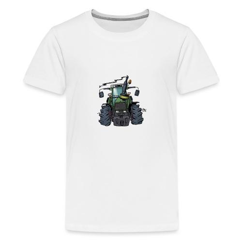 0224 F 3089 - Teenager Premium T-shirt