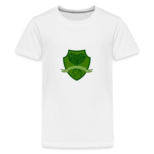 Green Planet - Camiseta premium adolescente