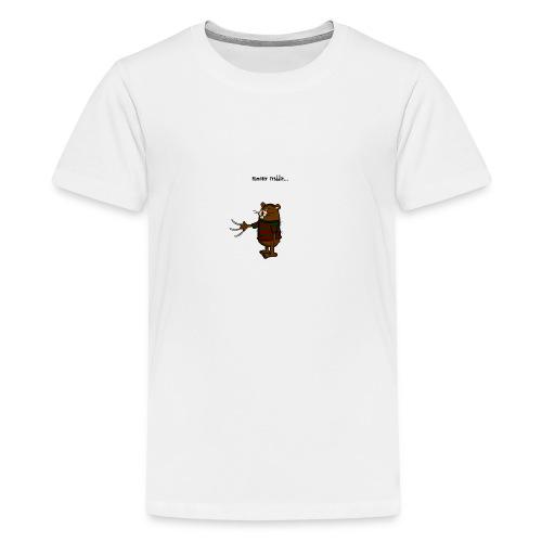 Hamster Freddie - Teenager Premium T-shirt